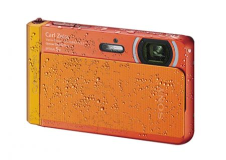 Sony - DSC-TX30/D - Digital Cameras