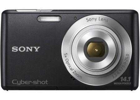 Sony - DSC-W620/B - Digital Cameras