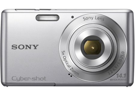 Sony - DSC-W620 - Digital Cameras