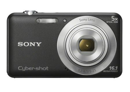 Sony - DSC-W710/B - Digital Cameras