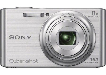 Sony - DSC-W730 - Digital Cameras