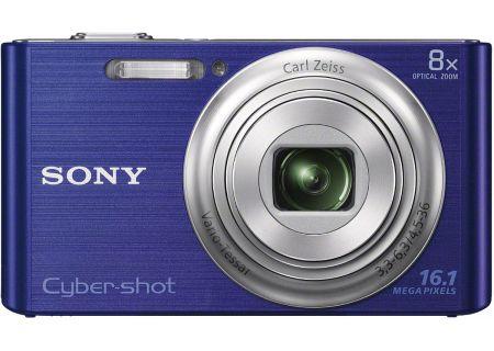 Sony - DSC-W730/L - Digital Cameras