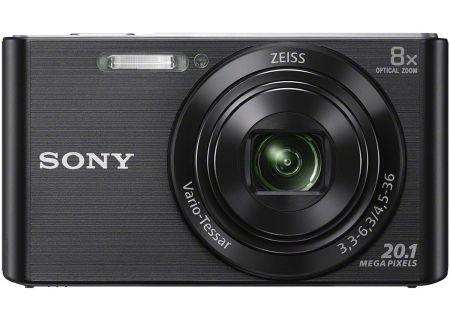 Sony - DSC-W830/B - Digital Cameras