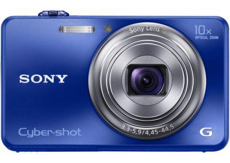 Sony - DSC-WX150/L - Digital Cameras