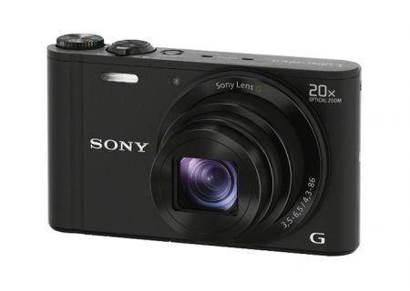 Sony - DSC-WX300/B - Digital Cameras