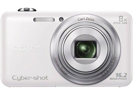 Sony - DSC-WX80/W - Digital Cameras