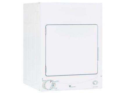 GE - DSKS433EBWW - Electric Dryers
