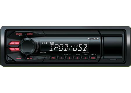 Sony - DSXA40UI - Car Stereos - Single DIN