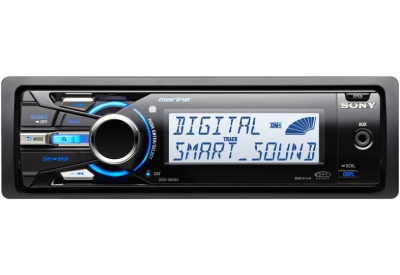 Sony - DSX-MS60 - Marine Radio