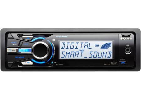 Sony - DSX-MS60 - Marine Radio