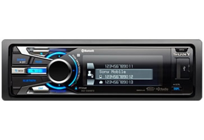 Sony - DSX-S310BTX - Car Stereos - Single Din