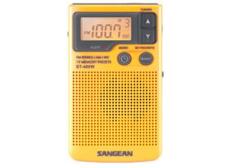 Sangean - DT-400W - Radios