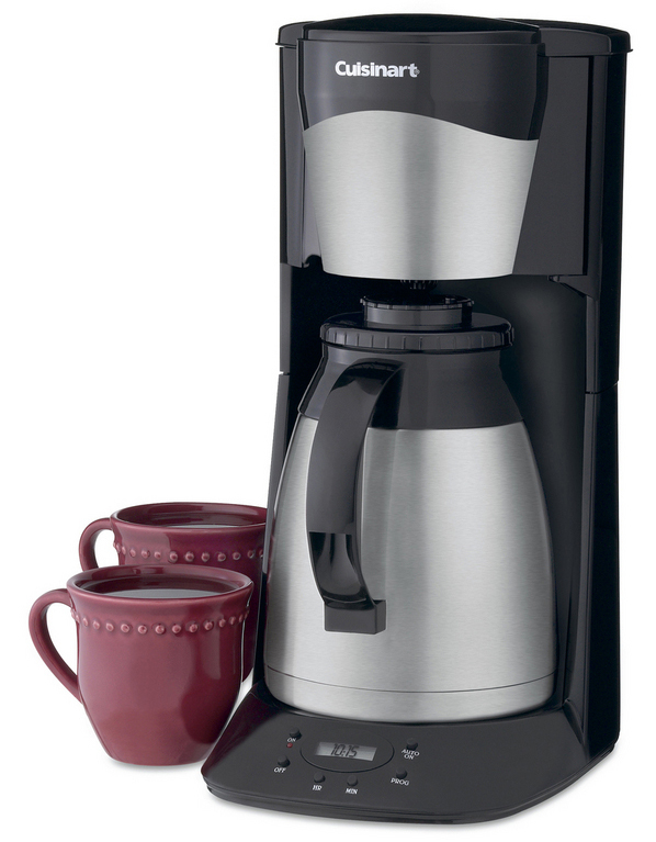 cuisinart coffee maker espresso machine
