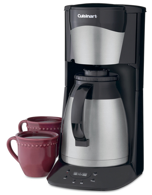 Coffee Maker Big W : Cuisinart Automatic Coffee Maker - DTC975BKN - Abt