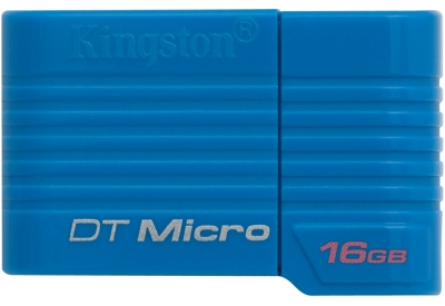 Kingston - DTMC16GB - USB Flash Drive