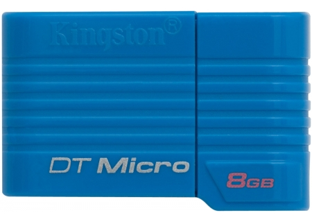 Kingston - DTMC8GB - USB Flash Drive