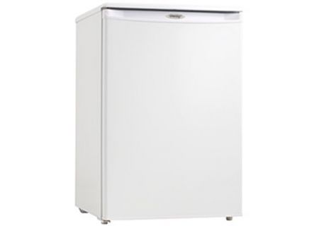 Danby White Upright Freezer - DUFM043A1WDD