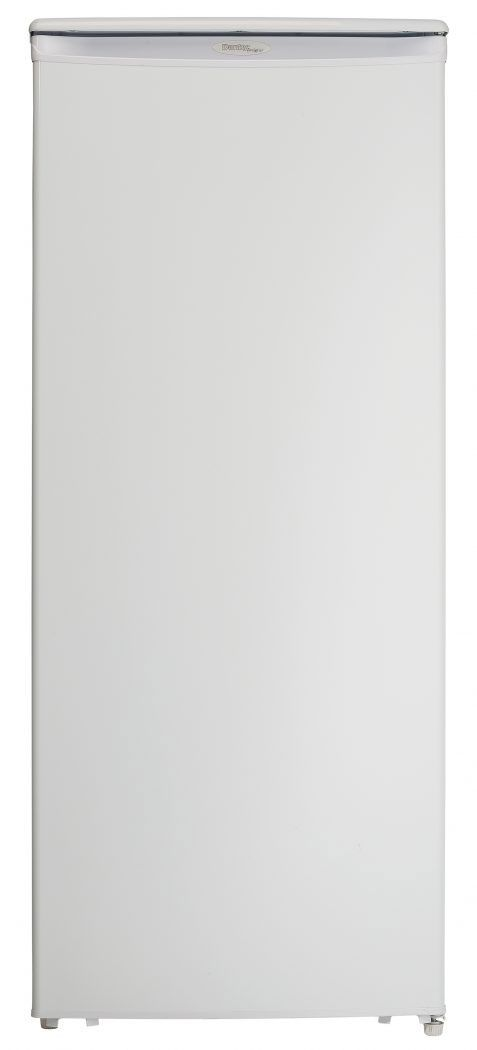 Danby 8 5 Cu  Ft  White Upright Freezer