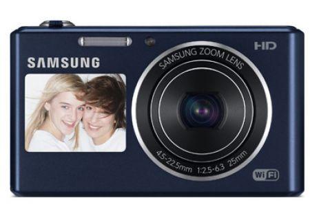 Samsung - EC-DV150FBPBUS - Digital Cameras