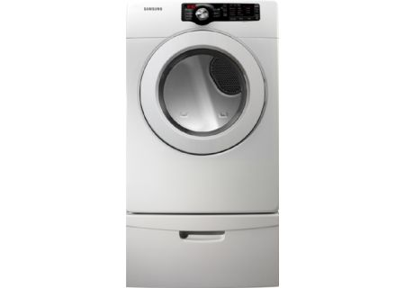 Samsung - DV361EWBEWR/A3 - Electric Dryers