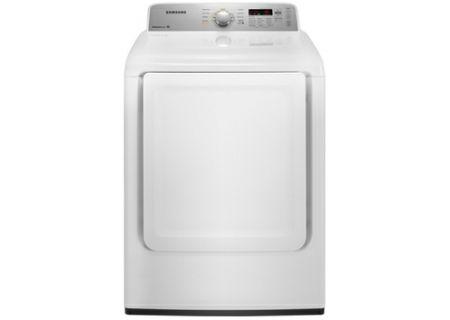 Samsung - DV400EWHDWR - Electric Dryers