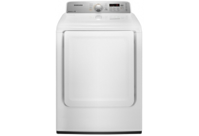 Samsung - DV400GWHDWR - Gas Dryers