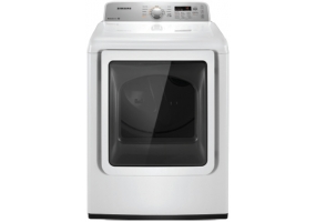 Samsung - DV422GWHDWR - Gas Dryers