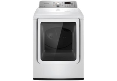 Samsung - DV422EWHDWR - Electric Dryers