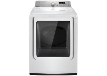 Samsung - DV422GWHDWR - Gas Dryers