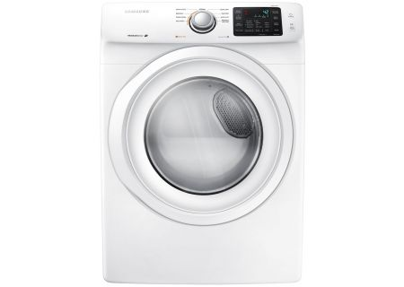 Samsung - DV42H5000EW - Electric Dryers