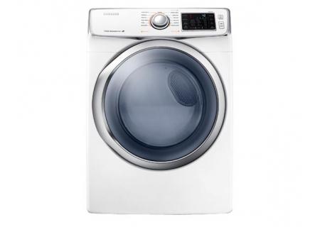Samsung - DV42H5400EW - Electric Dryers