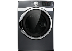 Samsung - DV455EVGSGR - Electric Dryers