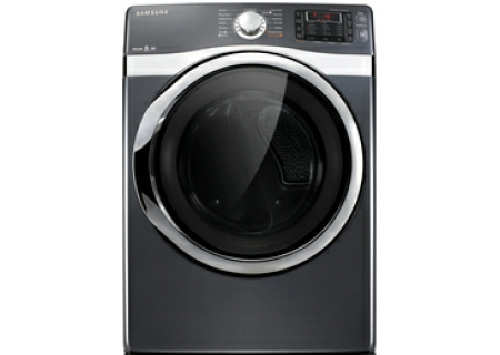 Samsung - DV455EVGSGR - Electric Dryers