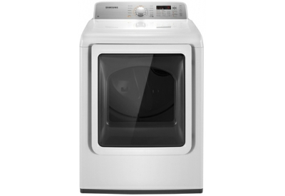 Samsung - DV456EWHDWR - Electric Dryers