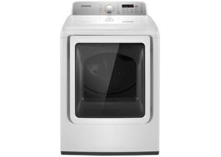Samsung - DV456EWHDWR - Electric Dryers