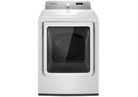 Samsung - DV456GWHDWR - Gas Dryers
