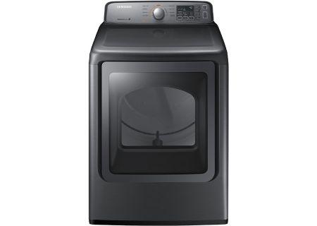 Samsung - DV45H7000GP - Gas Dryers