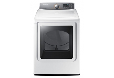 Samsung - DV48H7400EW - Electric Dryers