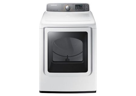 Samsung - DV48H7400GW - Gas Dryers