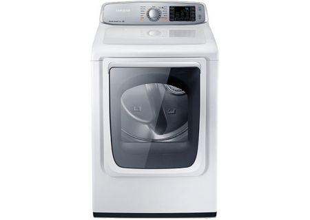 Samsung - DV50F9A6EVW/A2 - Electric Dryers