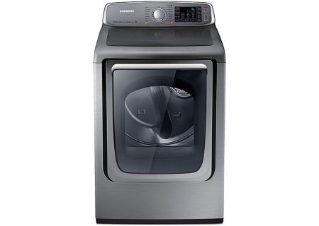 Samsung - DV50F9A8GVP - Gas Dryers