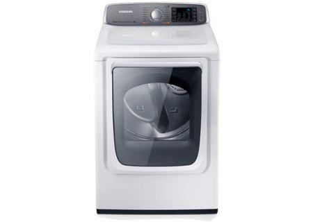 Samsung - DV50F9A8EVW/A2 - Electric Dryers