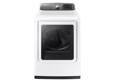 Samsung - DV52J8700EW - Electric Dryers
