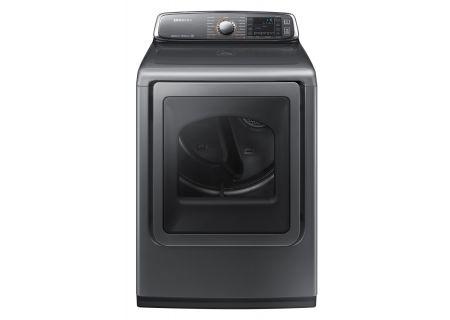 Samsung - DV52J8700GP - Gas Dryers