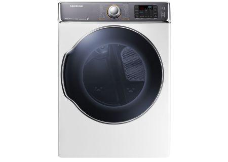 Samsung - DV56H9100GW - Gas Dryers