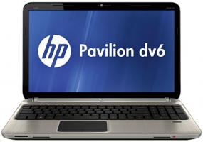 HP - DV6-6150US - Laptop / Notebook Computers