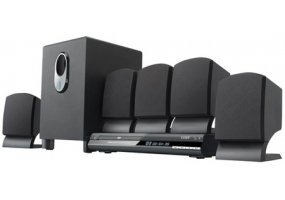 Coby - DVD765 - Home Theater Systems