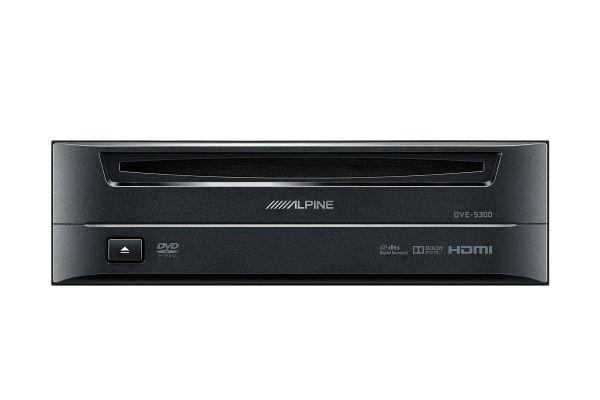 Alpine External DVD Player - DVE-5300