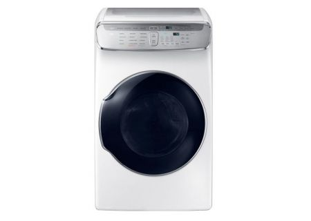 Samsung - DVE55M9600W - Electric Dryers
