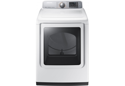 Samsung - DVE50M7450W - Electric Dryers